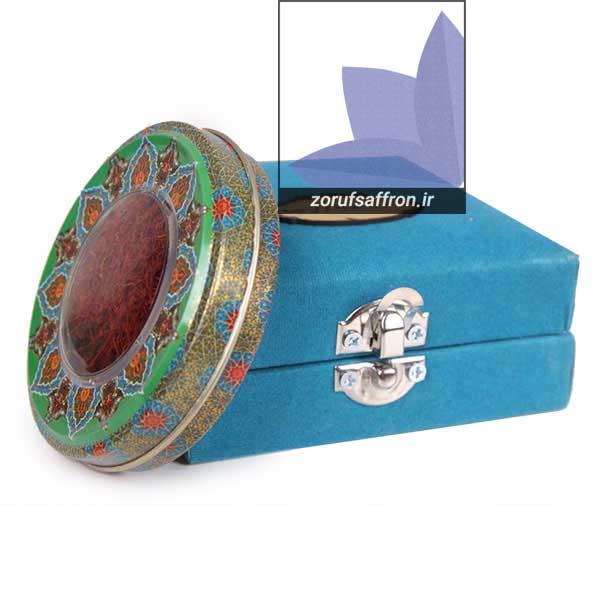 خرید اینترنتی پک هدیه زعفران قائنات