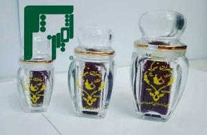 ظروف بسته بندی کریستال زعفران رمضانی