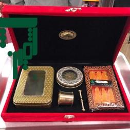 خرید جعبه کادویی ارزان زعفران